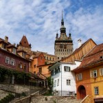 sighisoara-tower-clock