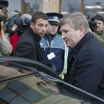 Romania Ukraine Shaktar Donetsk Akhmetov Lucescu